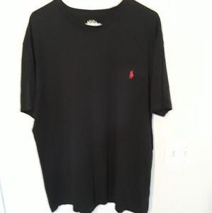 Polo Black Tee-shirt
